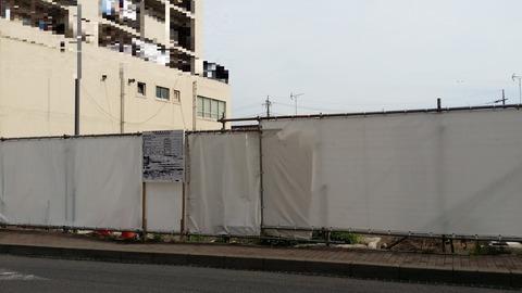 市川3丁目マンション建設
