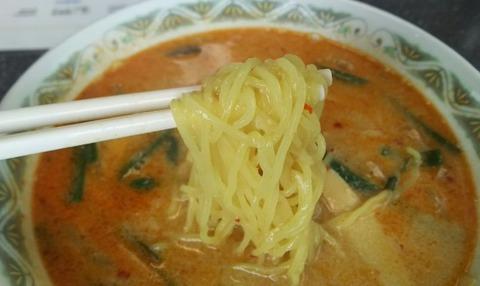 市川大野・菜華の担々麺