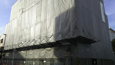 行徳図書館外壁改修工事