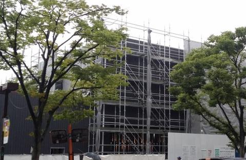 イオンタウン市川大和田建設現場