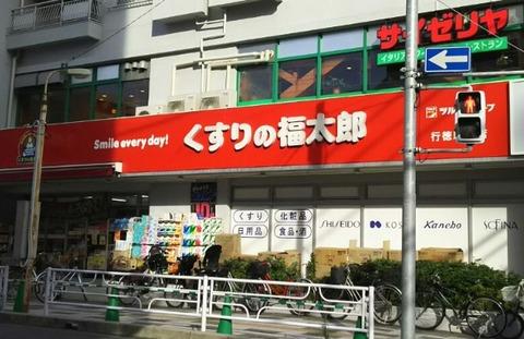 くすりの福太郎行徳駅前店