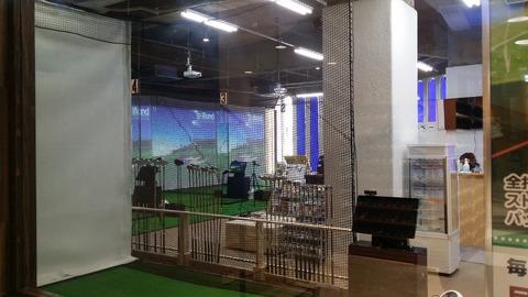 本八幡駅前ゴルフクラブオープン
