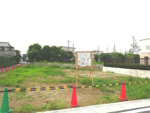 市川市大和田にししのこ保育園建設予定