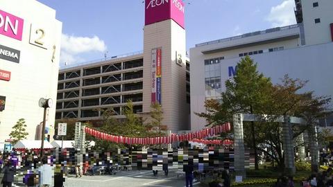 妙典まつり2016/駅前広場