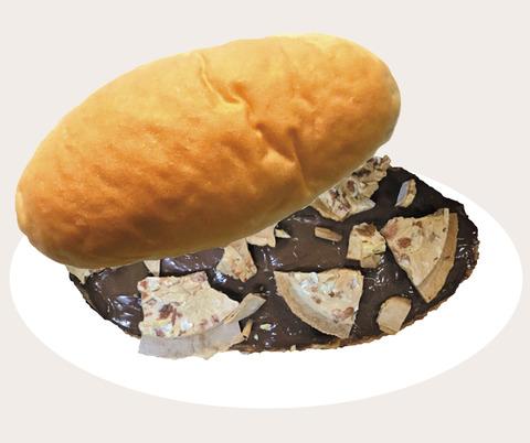 盛岡製パン行徳店の南部せんべい&チョコレート