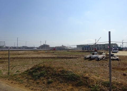 道の駅いちかわ建設予定地2