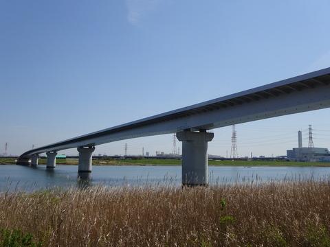 市川市妙典橋