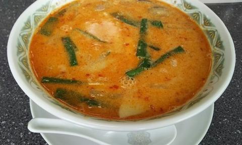 菜華の担々麺