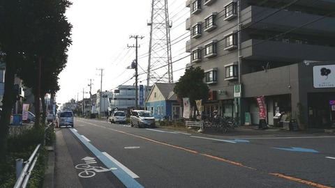 新浜通り/市川市