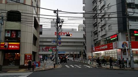 行徳駅前の西友