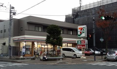セブン市川妙典店リニューアルオープン