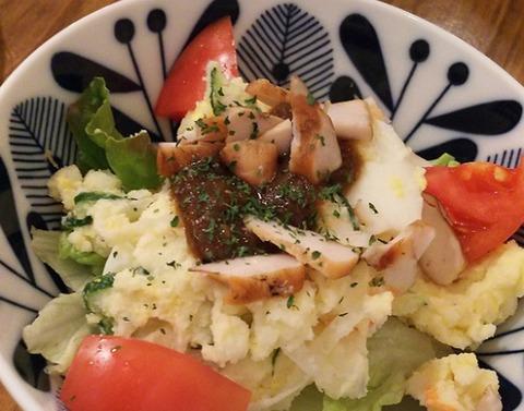 焼鳥サトウのポテトサラダ