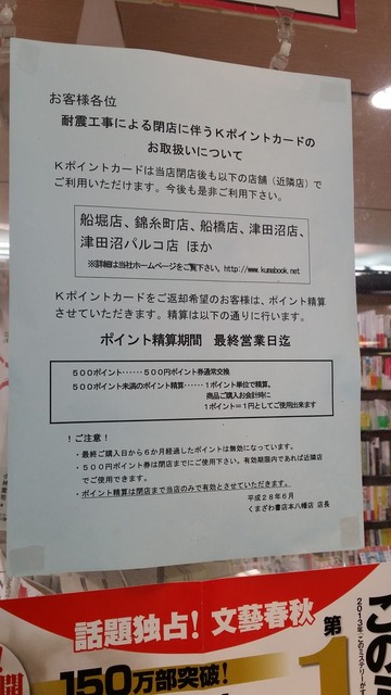くまざわ書店本八幡店