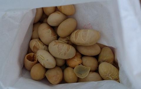 葛飾八幡宮の福豆